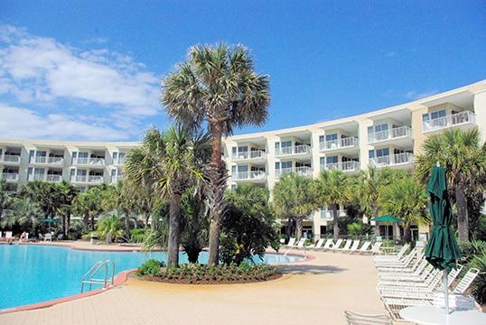 Photo of the Crescent Condominiums