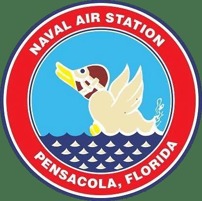 Naval Air Station pensacola florida seal