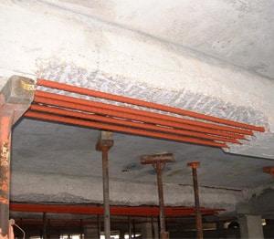 Parking Garage concrete images