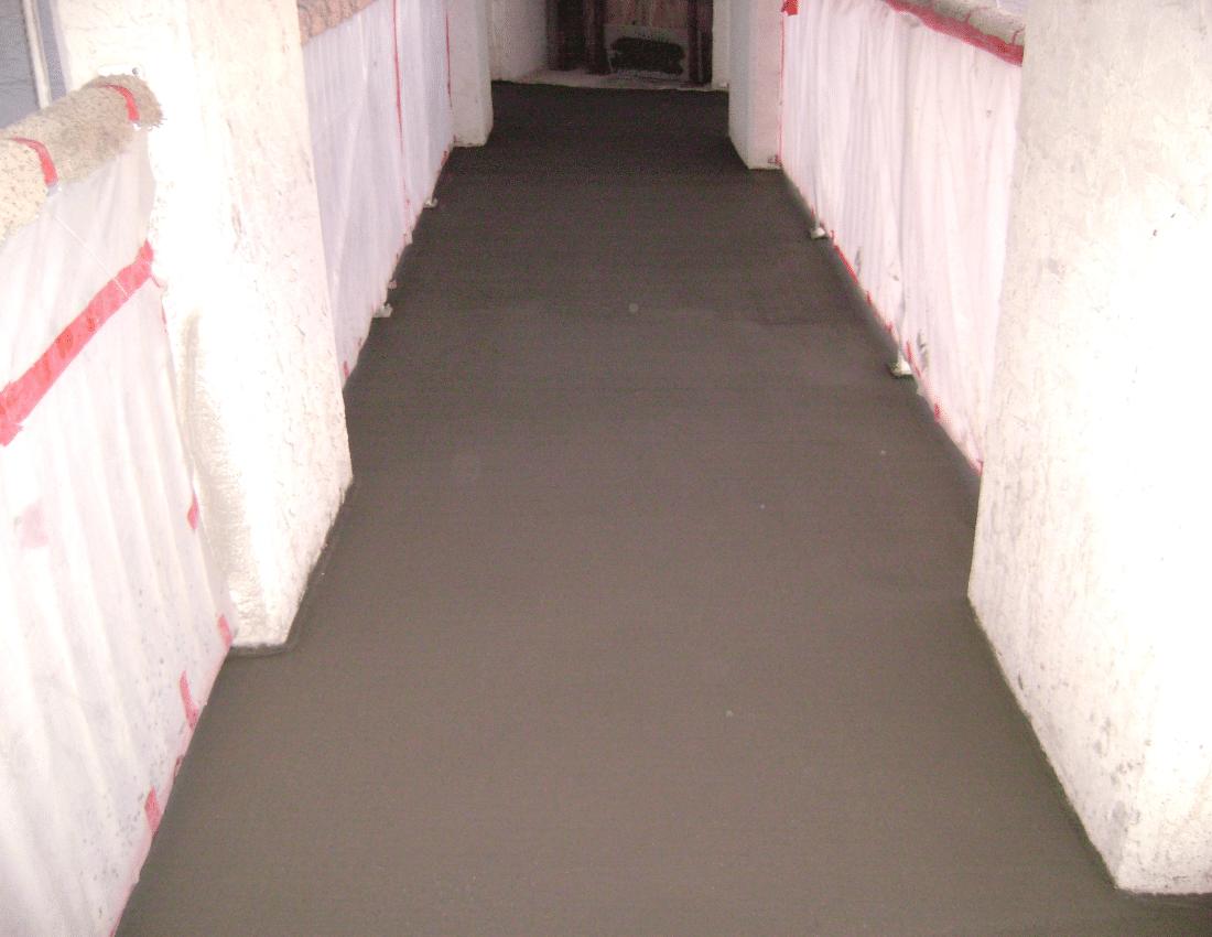 Concrete Repair After